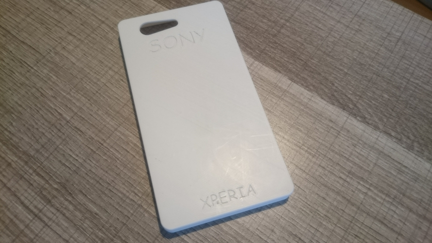 COQUE SONY Z3 COMPACT 3D Print 156739