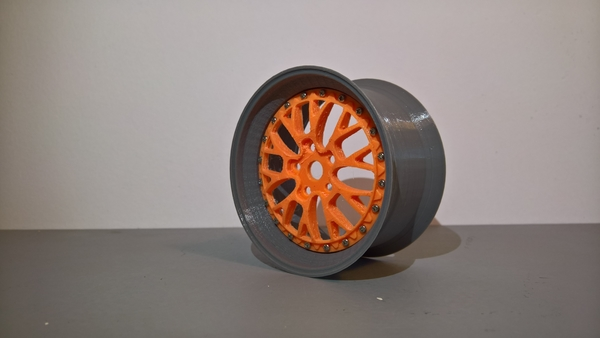 Medium Rotiform LSR scale1/4 3D Printing 156816