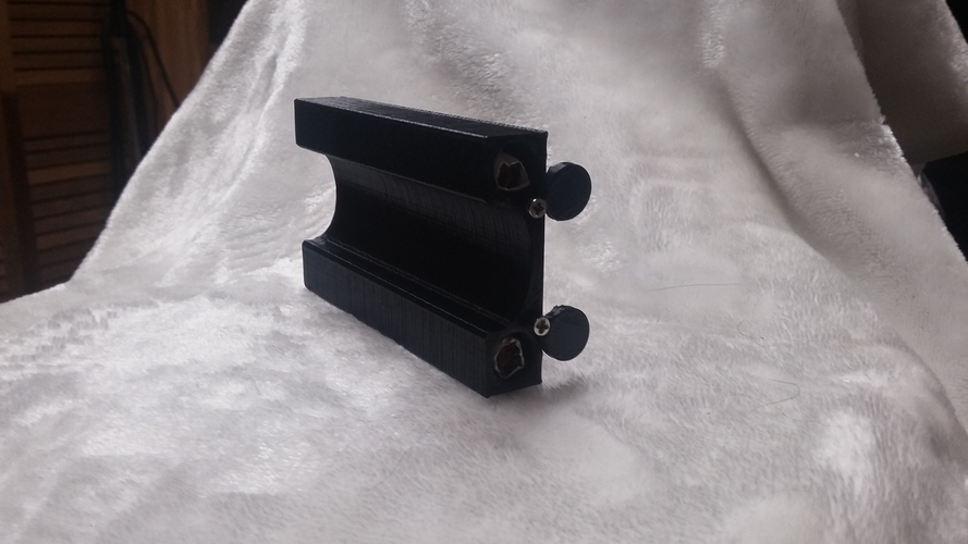 Lighter & 2 Smokes Case 3D Print 156890