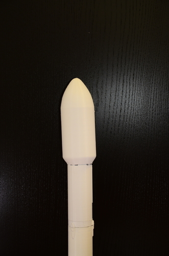 SpaceX Falcon 9 Model Kit 3D Print 156968