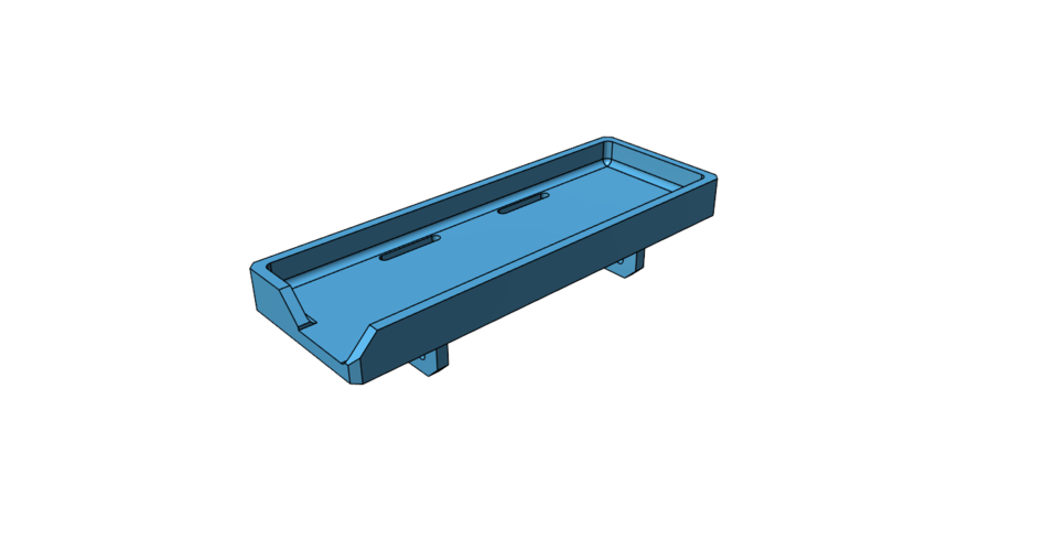 battery tray fits cberc switchback 3D Print 157025