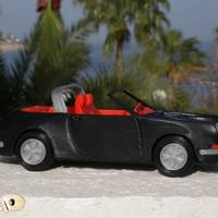 Small German Sports Car Model 3D Printing 15714