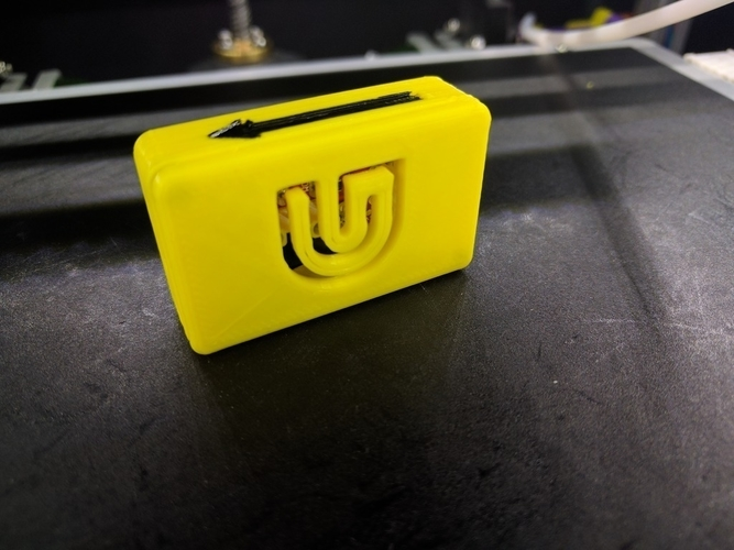 1.75mm Filament Sensor Case & Setup Info/Settings 3D Print 157258