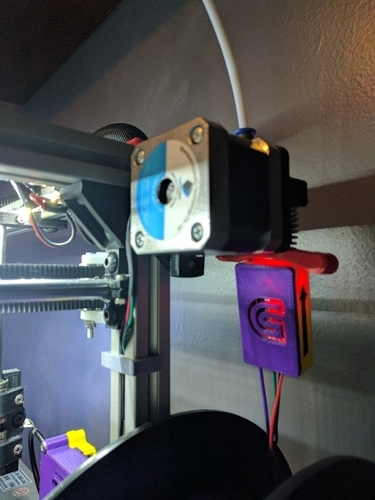 1.75mm Filament Sensor Case & Setup Info/Settings 3D Print 157260