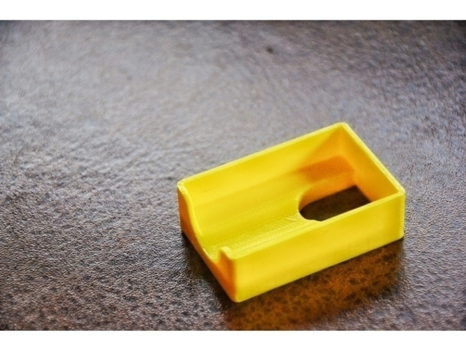 One tray Catan card holder travel version 3D Print 157312