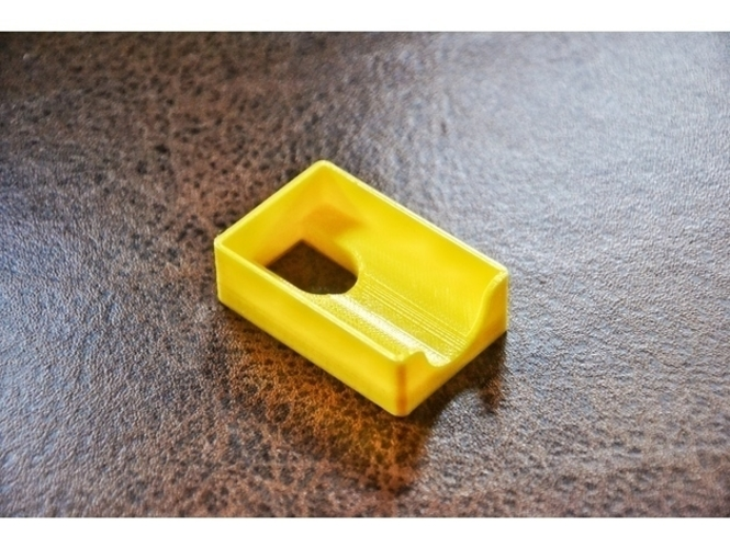 One tray Catan card holder travel version 3D Print 157313