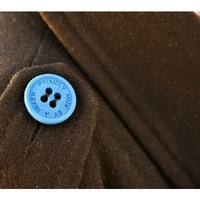Small Button : Proudly made by a Maker -30 and 26 mm 3D Printing 157327