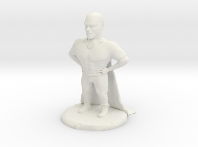 Mr Awesome 3D Print 157359
