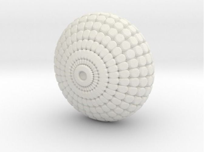 Decorative Form 3D Print 15737