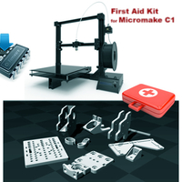 Small First Aid Kit for Micromake C1 (H-bot XZ) 3D Printing 157414