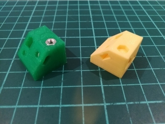 OpenRC Calibration Cube 3D Print 157435