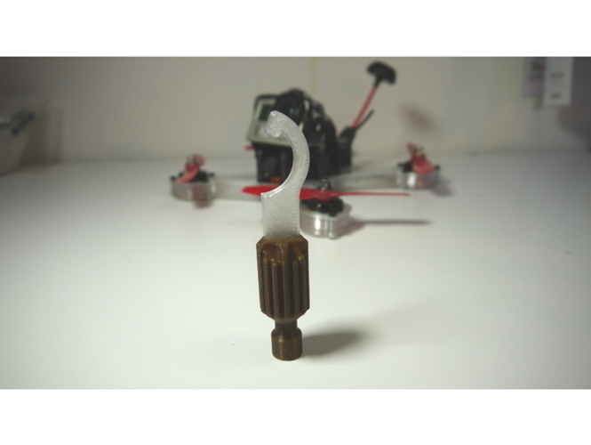 OpenRC Mini Quad Prop Tools 3D Print 157439