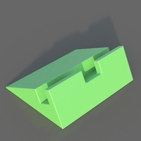 Small Simple Phone Stand 3D Printing 157583