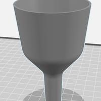 Small FUNNEL 3D Printing 157633