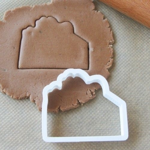 Cake cookie cutter for professional 3D Print 157780