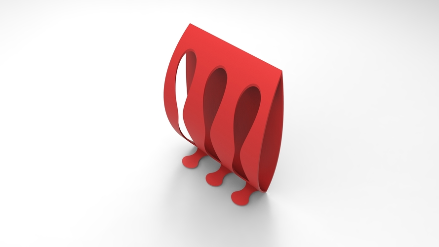 Toothbrush holder 3D Print 157925