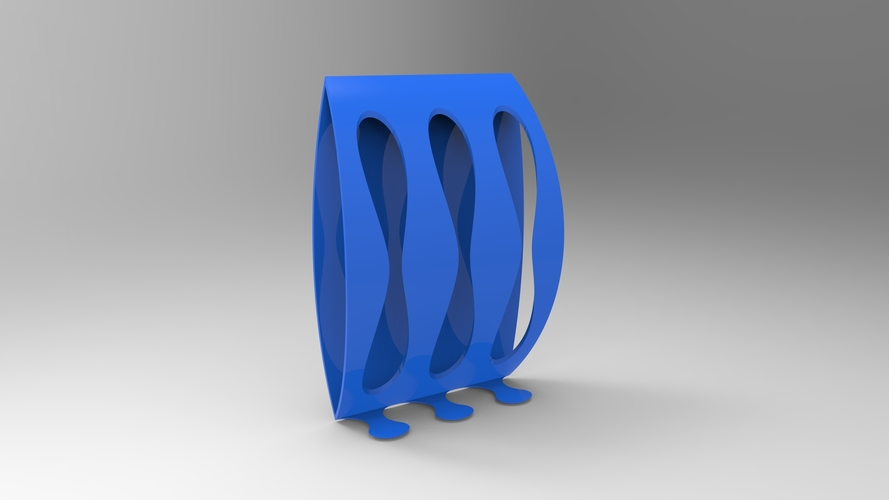 Toothbrush holder 3D Print 157926