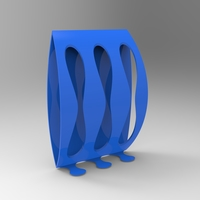 Small Toothbrush holder 3D Printing 157926