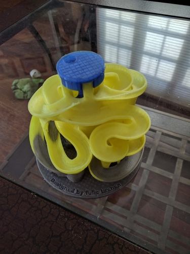 The 3D Printed Marble Machine #3 - Designed by Tulio Laanen 3D Print 157991