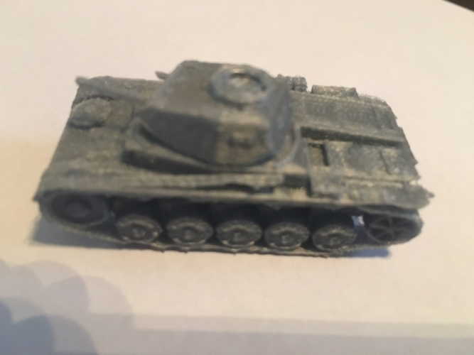Panzer II pack (revised) 3D Print 158302