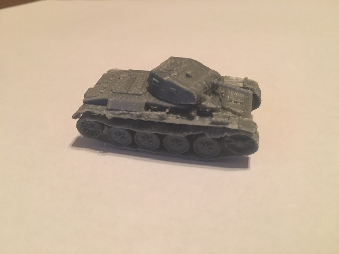 Panzer II pack (revised) 3D Print 158305