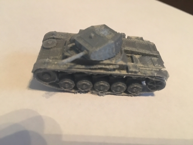Panzer II pack (revised) 3D Print 158306