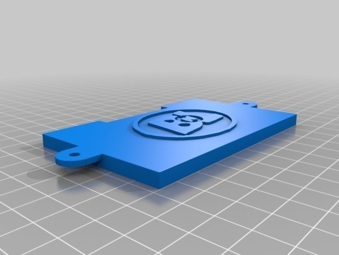Ultimate Wall-E Battery Cover 3D Print 158439