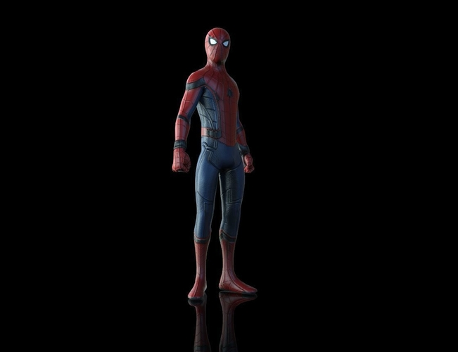 Spiderman Homecoming Various poses 3D Print 158706