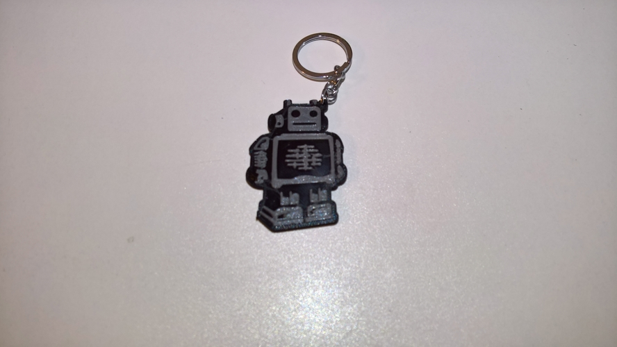 Ultimaker keychain 3D Print 158761