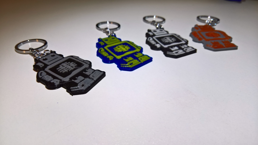 Ultimaker keychain 3D Print 158765