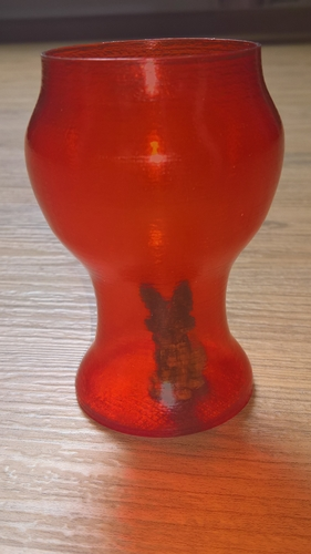 Glass printed with SBS filament 3D Print 158771
