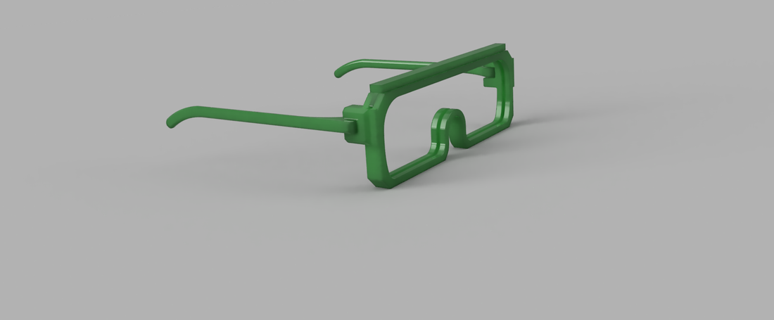 Eclipse Glasses 3D Print 158845