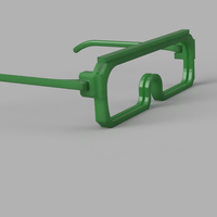 Small Eclipse Glasses 3D Printing 158845
