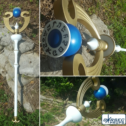 Genny Staff from Fire Emblem 3D Print 159252