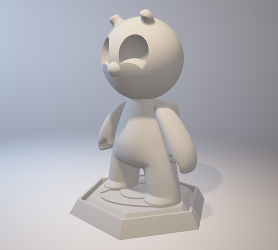 SHAPY the Pinshape Avatar 3D Print 159352