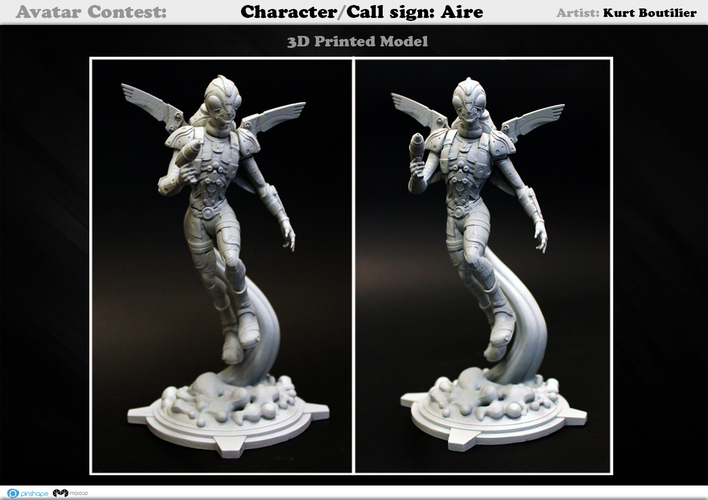 Avatar - Call sign: AIRE 3D Print 159364