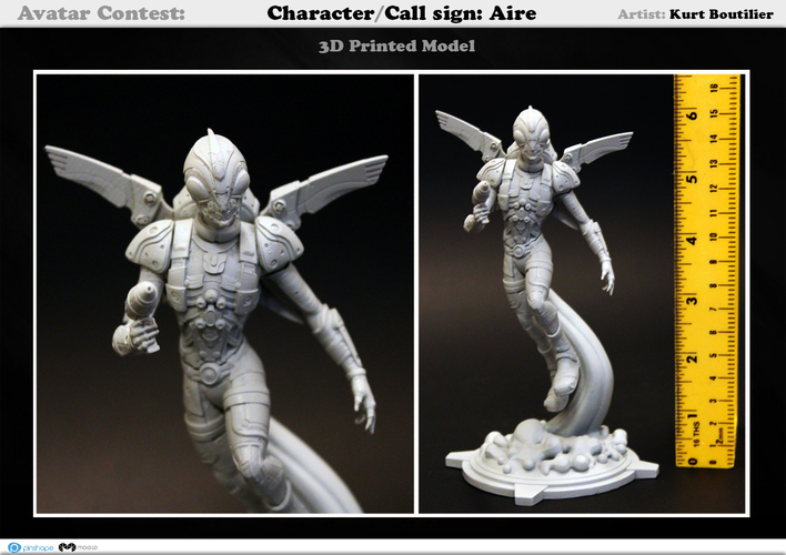 Avatar - Call sign: AIRE 3D Print 159365