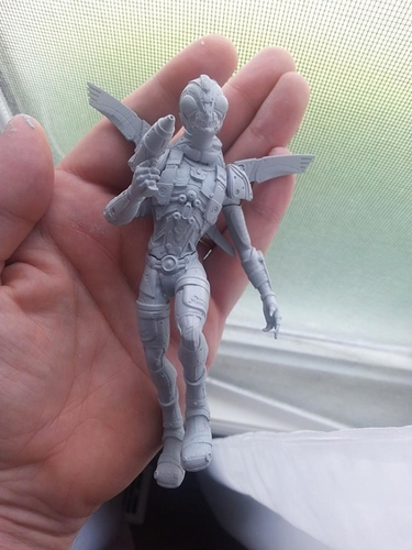 Avatar - Call sign: AIRE 3D Print 159385