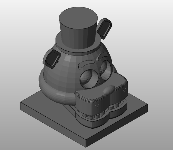 Freddy-five nights at freddy's 3D Print 159614