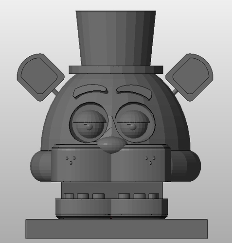 Freddy-five nights at freddy's 3D Print 159615