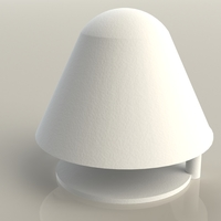 Small Phone Lampshade 3D Printing 159618