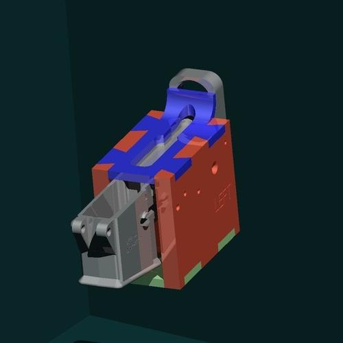 AR15 80 Percent Lower Drill Jig
