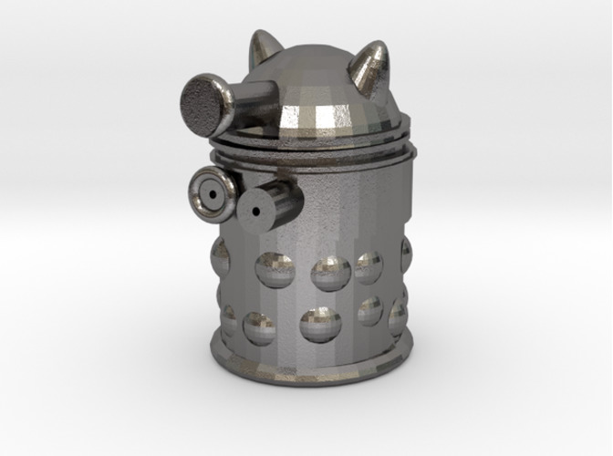 hollow dalek 3D Print 16020