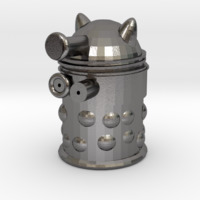 Small hollow dalek 3D Printing 16020