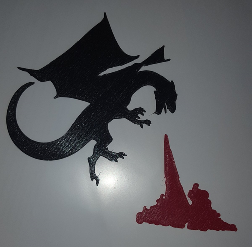 Dragons for Everyone! 3D Print 160205
