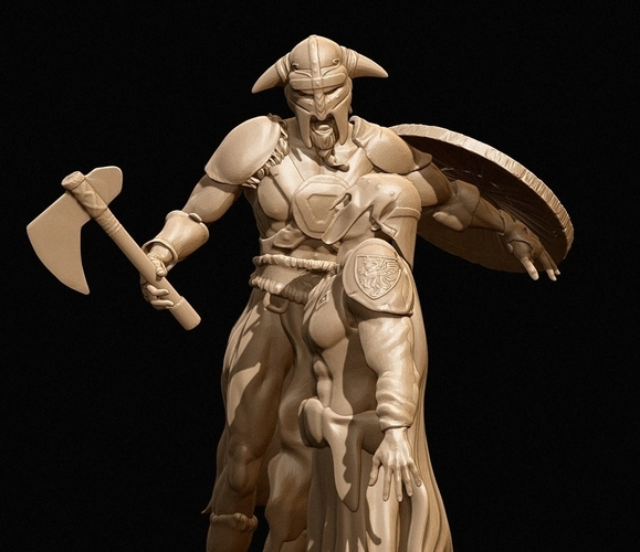 The Viking (Avatar) 3D Print 160788