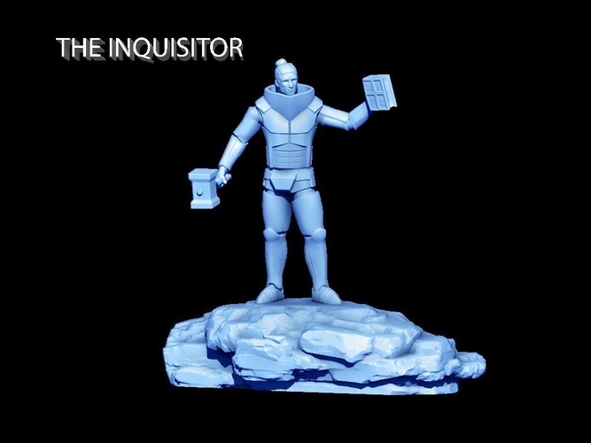 The Inquisitor 3D Print 161353