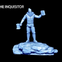 Small The Inquisitor 3D Printing 161353