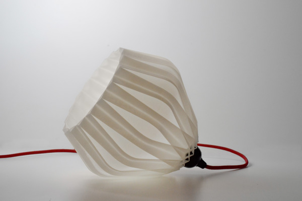 Medium Zuzanna Lamp 3D Printing 16164