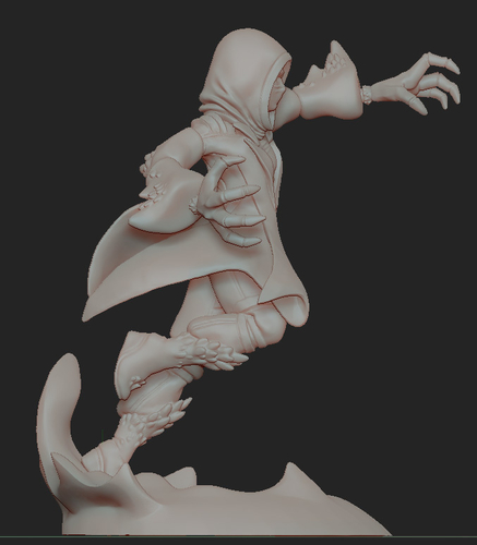 Disguised Avatar, done for pinshape contest 3D Print 161914
